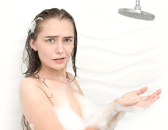 Agua caliente y Calefacción estropeada