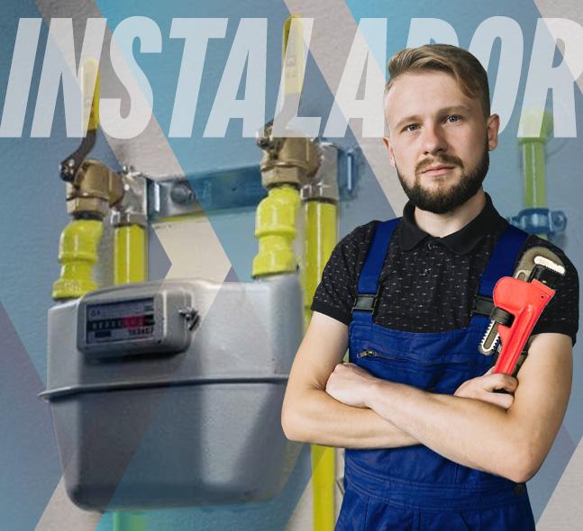 Instalador gas natural