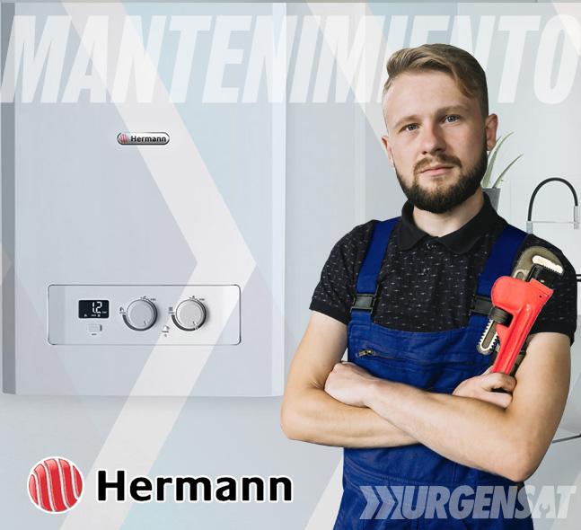 Contratos de mantenimiento de calderas Hermann en Madrid
