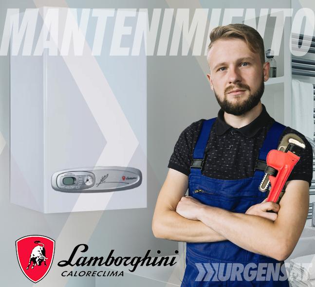 Contratos de mantenimiento de calderas Lamborghini en Madrid