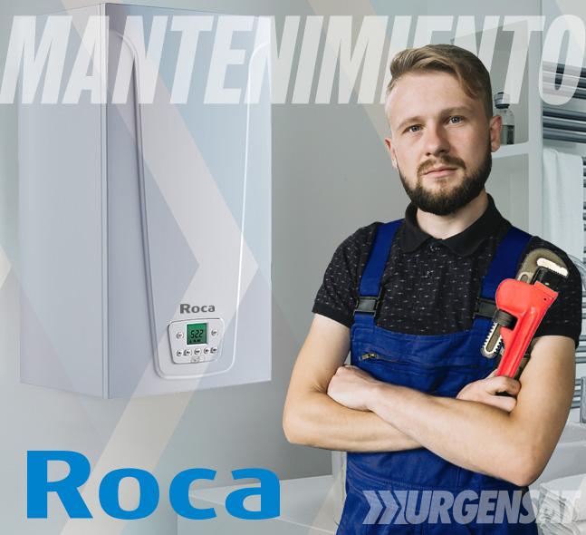 Contratos de mantenimiento de calderas Roca en Madrid