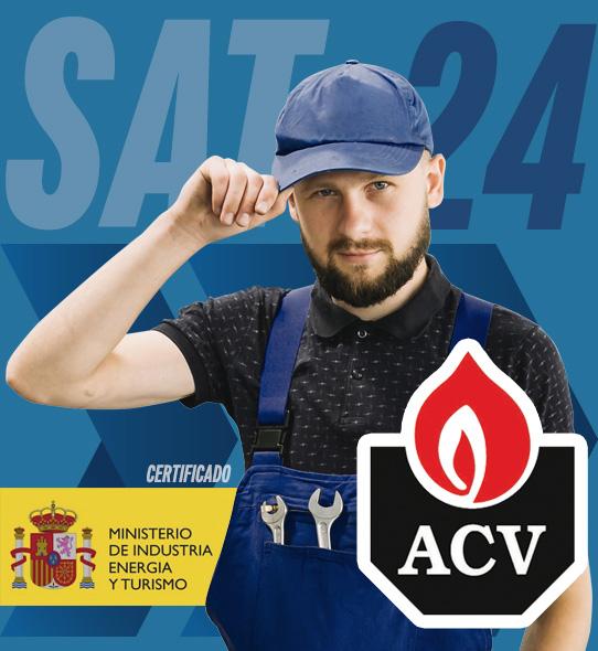Reparación de calderas ACV en Madrid