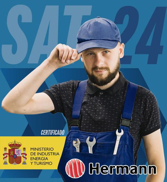 Reparación de calderas Hermann en Madrid