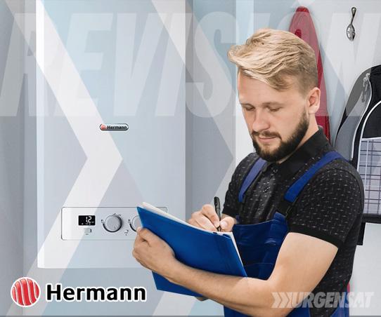 revisión de calderas Hermann en Toledo