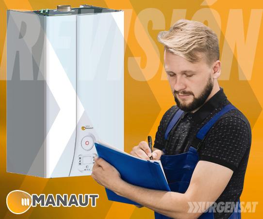 revisión de calderas Manaut en Madrid