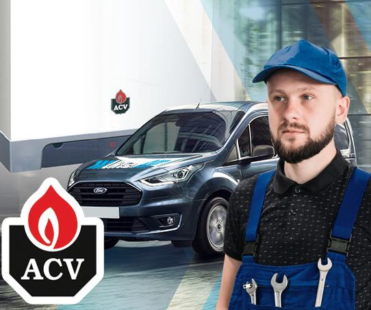 Servicio técnico ACV Toledo
