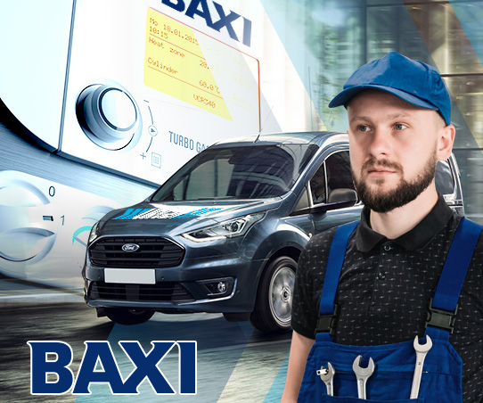 Servicio técnico Baxi Toledo