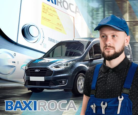 Servicio técnico BaxiRoca Toledo