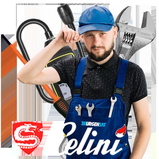 Servicio Técnico Calderas Celini en Toledo