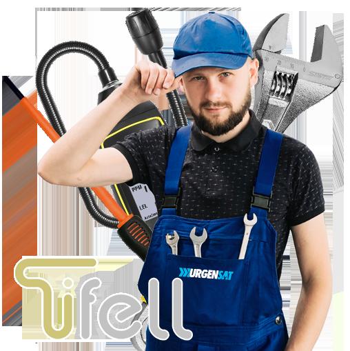 Servicio Técnico Calderas Tifell en Toledo
