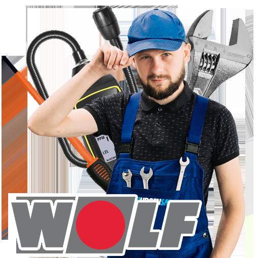 Servicio Técnico Calderas Wolf en Madrid