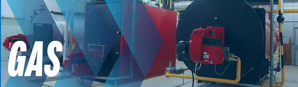 Servicio Técnico de Salas de Calderas de gas