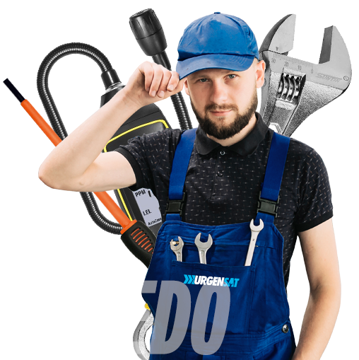 Servicio Técnico de Salas de Calderas en Toledo