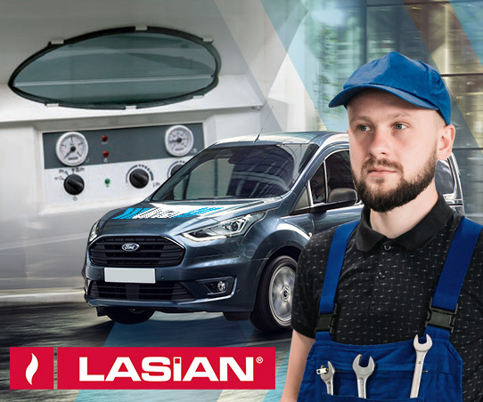 Servicio técnico Lasian Madrid