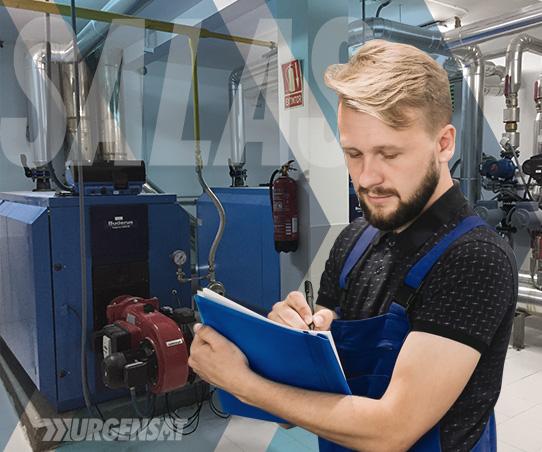 servicio técnico de salas de calderas