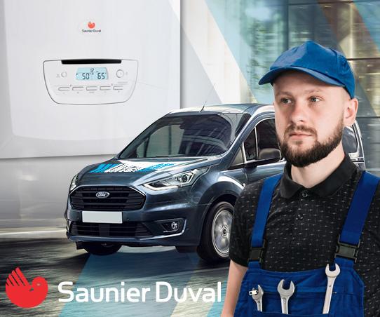 Servicio técnico Saunier Duval en Toledo