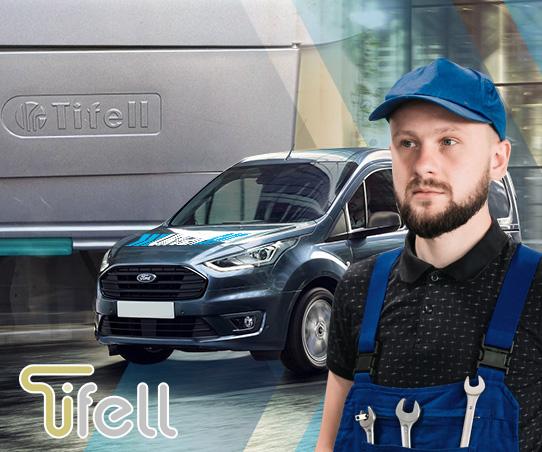 Servicio técnico Tifell Madrid