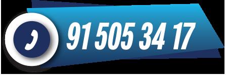 teléfono servicio técnico calderas Tifell Madrid