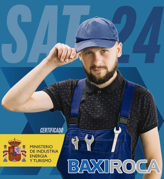 Reparación de calderas BaxiRoca en Rivas Vaciamadrid