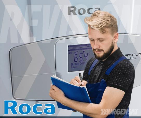 revisión de calderas Roca en Rivas Vaciamadrid