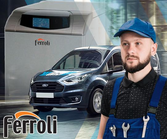 Servicio técnico Ferroli Coslada