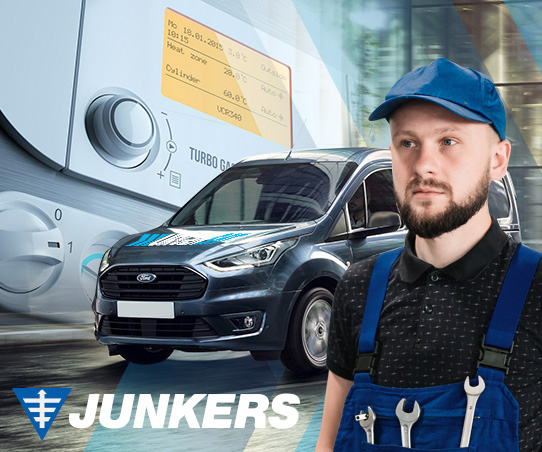 Servicio técnico Junkers Fuencarral