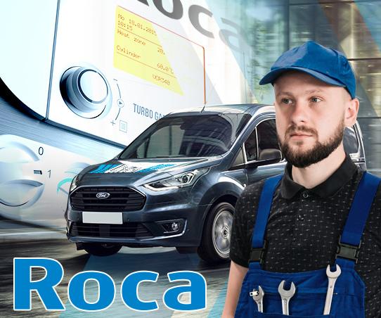 Servicio técnico Roca Alcalá de Henares