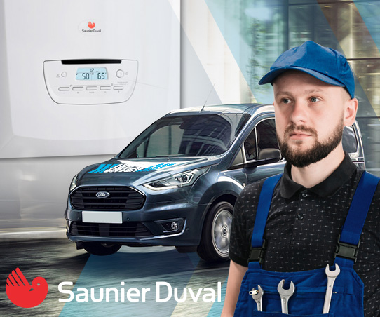 Servicio técnico Saunier Duval Las Rozas de Madrid