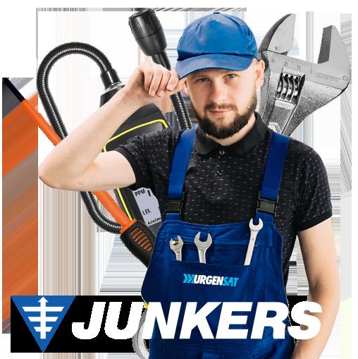 Servicio Técnico Calderas Junkers en Villaverde