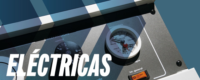 reparación urgente de calderas eléctricas en Navacerrada