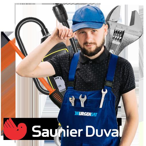 Servicio Técnico Calderas Saunier Duval en Aluche